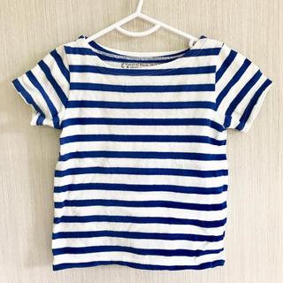 シマムラ(しまむら)のボーダーTシャツ 80(Tシャツ)