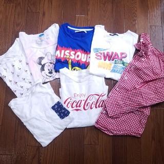 ジーユー(GU)の半袖Tシャツセット(Tシャツ(半袖/袖なし))