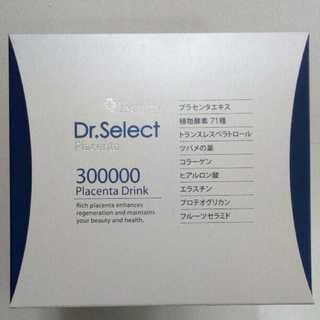 新品 人気品 ドクターセレクト プラセンタ 300000 30包入(その他)