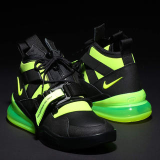 ナイキ(NIKE)の新品27cm NIKE AIR FORCE 270 UTILITY (スニーカー)