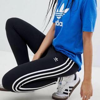 アディダス(adidas)の新品 adidas アディダスオリジナルス 3 STR TIGHT レギンス M(レギンス/スパッツ)