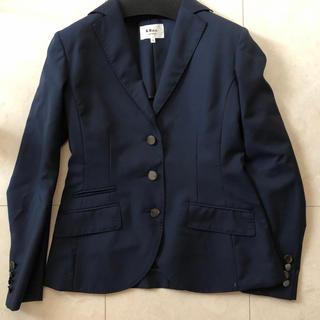 ジュンコシマダ(JUNKO SHIMADA)のセール!新品未使用49AV.junkoshimada ネイビージャケット(テーラードジャケット)