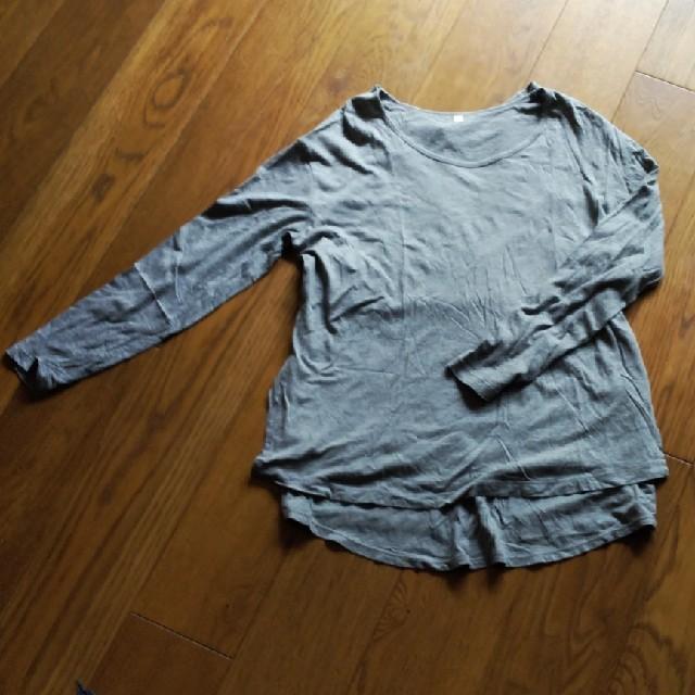 MUJI (無印良品)(ムジルシリョウヒン)の無印 授乳服 キッズ/ベビー/マタニティのマタニティ(マタニティウェア)の商品写真