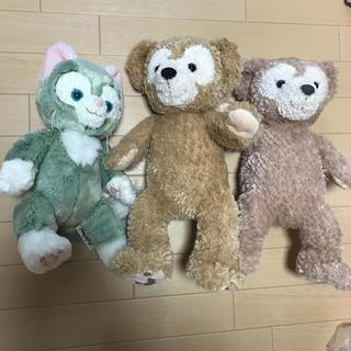 Disney - ダフィー ぬいぐるみ