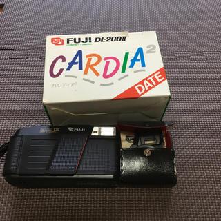 フジフイルム(富士フイルム)の富士フイルム CARDIA2 テレコンバーター付き(フィルムカメラ)