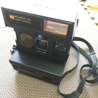 Polaroid AUTO FOCUS660(フィルムカメラ)