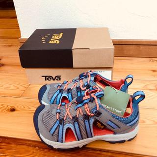 テバ(Teva)の新品箱付き TEVA サンダル 18cm(サンダル)