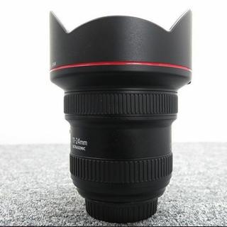 キヤノン(Canon)のCanon ef11-24mm f4L usm (レンズ(ズーム))