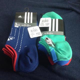 アディダス(adidas)の6足 靴下 アディダス(靴下/タイツ)