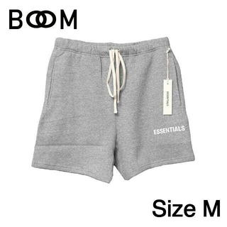 FEAR OF GOD - Essentials Graphic Sweat Shorts
