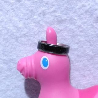 気分で色が変わる?💍カラーチェンジ指輪17号💍土台はステンレス製(リング(指輪))