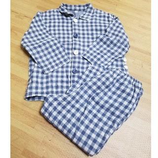 ムジルシリョウヒン(MUJI (無印良品))の無印パジャマ100サイズコットン(パジャマ)
