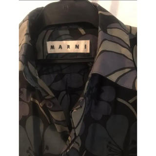 マルニ(Marni)のMARNI マルニ フローラルシャツ (シャツ)