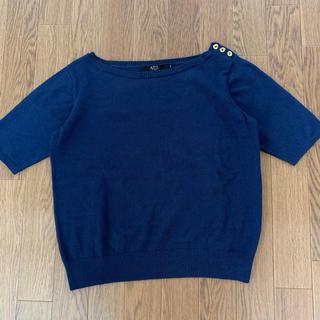 アズールバイマウジー(AZUL by moussy)のアズール バイマウジー半袖 トップス(Tシャツ(半袖/袖なし))