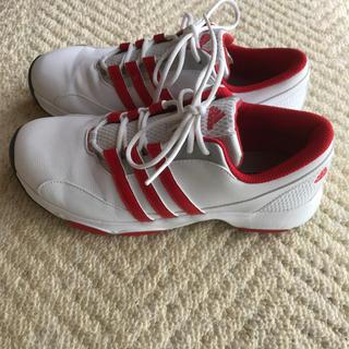 アディダス(adidas)の★アディダス★ゴルフシューズ23.5センチ(その他)