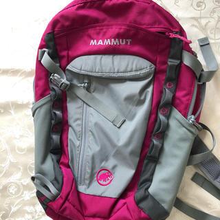 マムート(Mammut)のNAMMUT リュック(リュック/バックパック)