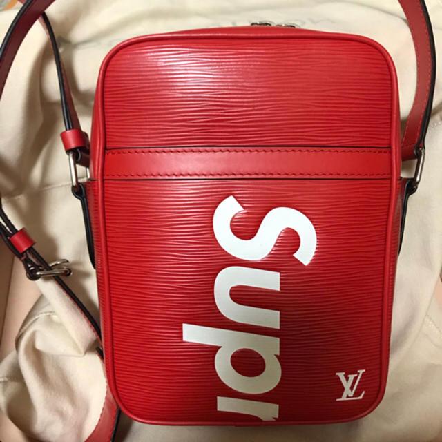 Supreme(シュプリーム)の国内正規品  LOUIS VUITTON×Supreme Danube PM メンズのバッグ(ショルダーバッグ)の商品写真