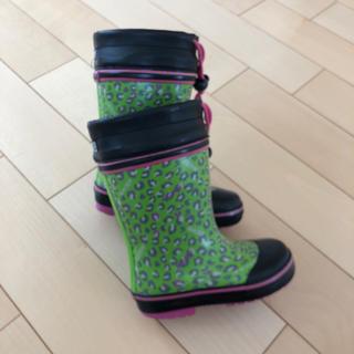 長靴 レインブーツ 17cm(長靴/レインシューズ)