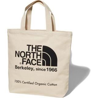 ザノースフェイス(THE NORTH FACE)のノースフェイス TNFオーガニックコットントート K ブラック(トートバッグ)