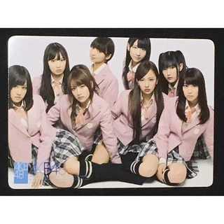 即購入OK! ★非売品★AKB48 プレミアムリバーシブル下敷き(アイドルグッズ)
