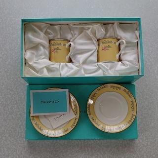 ティファニー(Tiffany & Co.)のティファニー ピンクチューリップ(食器)