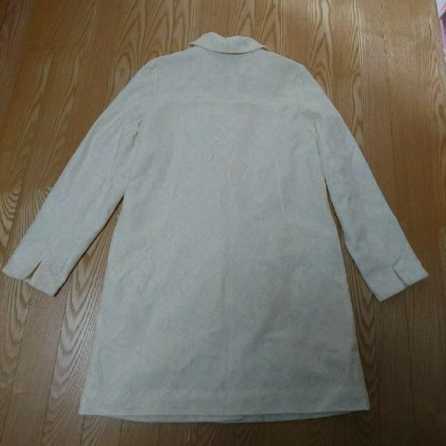 しまむら(シマムラ)の試着のみレーススプリングコートM レディースのジャケット/アウター(スプリングコート)の商品写真