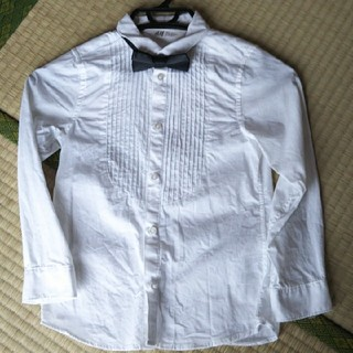 エイチアンドエム(H&M)のH&M シャツ(ドレス/フォーマル)