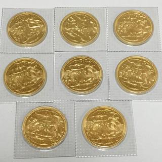 専用 天皇陛下御在位60年記念10万円金貨 4枚 (貨幣)