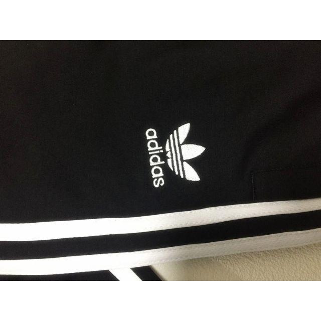 adidas(アディダス)の黒S adidas オリジナルス トラック パンツ メンズのパンツ(ワークパンツ/カーゴパンツ)の商品写真