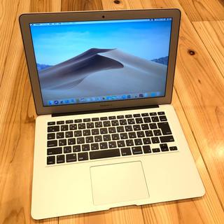 アップル(Apple)の007 Macbook Air 13inch 2017(ノートPC)