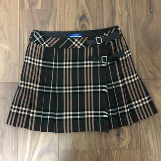 バーバリーブルーレーベル(BURBERRY BLUE LABEL)のバーバリーブルーレーベル スカート(ミニスカート)