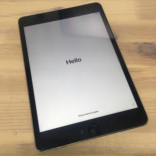 アイパッド(iPad)のipad mini4 128GB wifi A1538(タブレット)