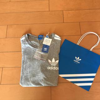 アディダス(adidas)の新品 adidas アディダス(Tシャツ/カットソー(半袖/袖なし))