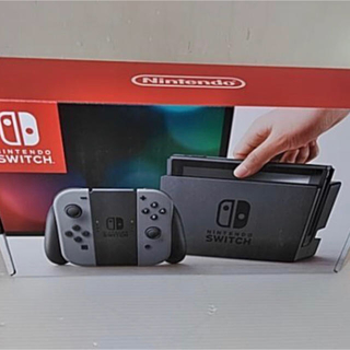 Nintendo Switch - 任天堂switch 本体 美品