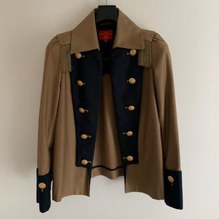 ヴィヴィアンウエストウッド(Vivienne Westwood)の最終お値下げ vivienne ナポレオンジャケット(ミリタリージャケット)