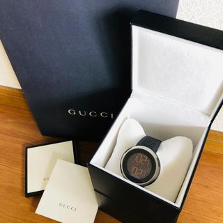 グッチ(Gucci)の新品未使用 GUCCI 腕時計 アイグッチ ゴールデンウイーク特価!(腕時計(デジタル))