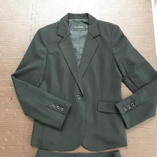 ハニーズ(HONEYS)のスカートスーツ裏地アリ / sizeL ブラック(スーツ)
