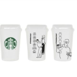 スターバックスコーヒー(Starbucks Coffee)のStarbucks Mamezara Set ART(タンブラー)