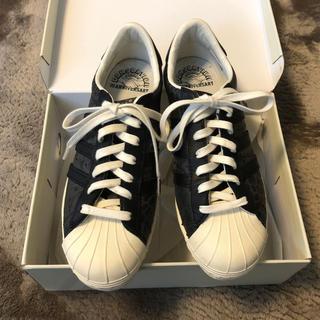 アディダス(adidas)のアディダス ネイバーフッド&ユニオン コラボ(スニーカー)