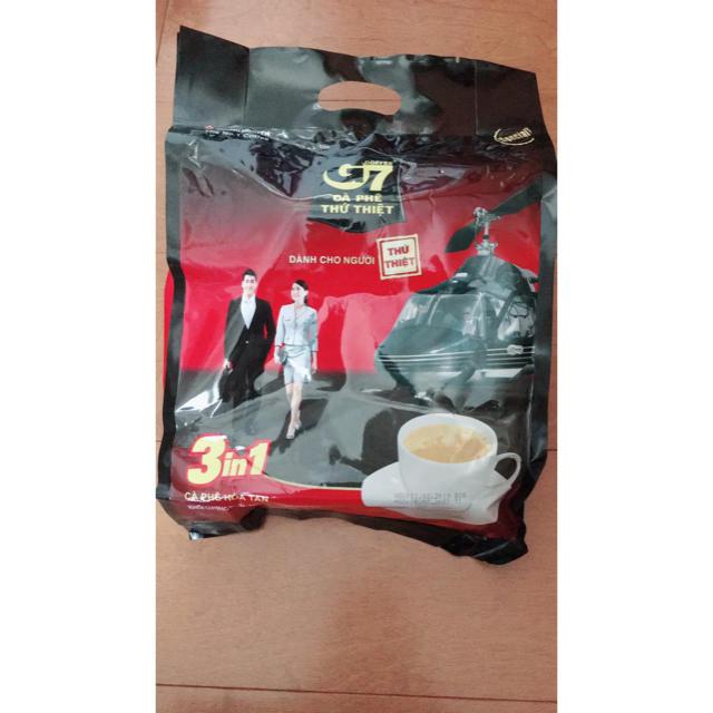 G7ベトナムコーヒー3in1(50袋×2)100袋 食品/飲料/酒の飲料(コーヒー)の商品写真