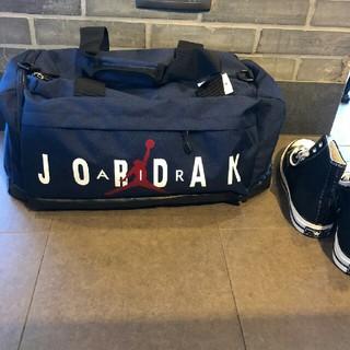 ナイキ(NIKE)のNike&JORDAN 新作 バッグ ブルー 正規品(バッグパック/リュック)