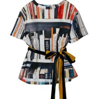 アメリヴィンテージ(Ameri VINTAGE)のAmeri many books tee(Tシャツ(半袖/袖なし))