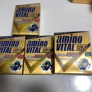 アジノモト(味の素)のアミノバイタル ゴールド(アミノ酸)