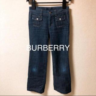 バーバリー(BURBERRY)の☘T65☘BURBERRY デニム 40(デニム/ジーンズ)