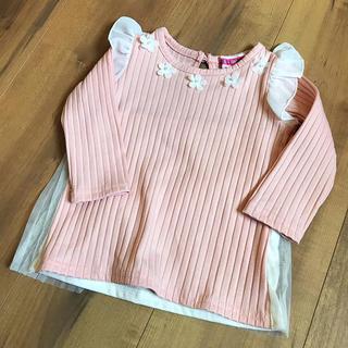 しまむら - 新品♡ベビー服★トップス★80サイズ★女の子