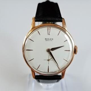 ロレックス(ROLEX)の★ロレックス /ROLEX SPECIAL /アンティーク1940年代18K ★(腕時計(アナログ))
