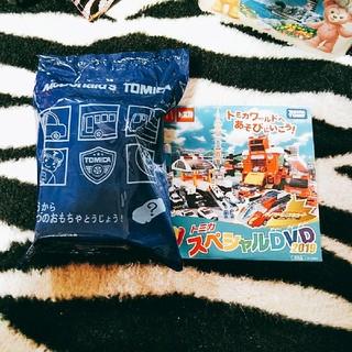 マクドナルド(マクドナルド)のハッピーセット トミカ いすゞ エルフ DVD マクドナルド マック(ミニカー)