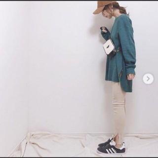 ジーユー(GU)のハニカムロングスリーブT(Tシャツ(長袖/七分))