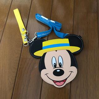 Disney - Disney バケーションパッケージ限定パスケース