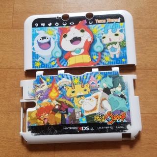 ニンテンドー3DS(ニンテンドー3DS)のNintendo 3DS LLカバー 妖怪ウォッチ(その他)